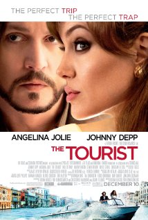 The Tourist (2010) cover