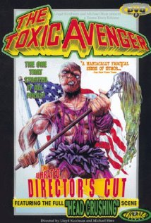 The Toxic Avenger (1984) cover