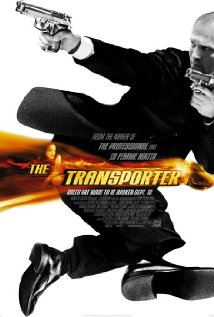 The Transporter (2002) cover