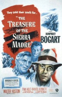 The Treasure of the Sierra Madre (1948) cover