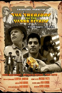 The Treasure of the Sierra Nevada (2009) cover