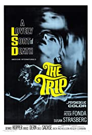 The Trip (1967) cover
