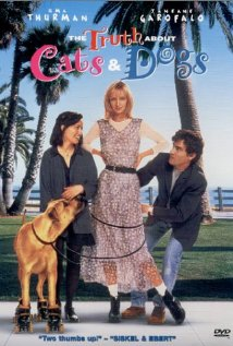 The Truth About Cats & Dogs 1996 poster