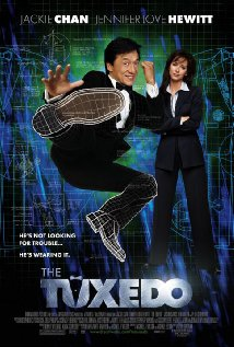 The Tuxedo (2002) cover