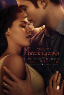The Twilight Saga: Breaking Dawn - Part 1 (2011) cover