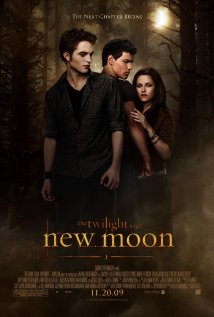 The Twilight Saga: New Moon (2009) cover