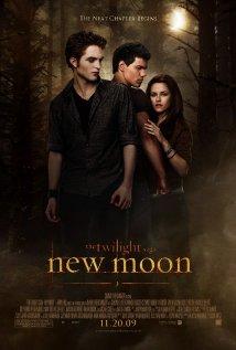 The Twilight Saga: New Moon 2009 poster