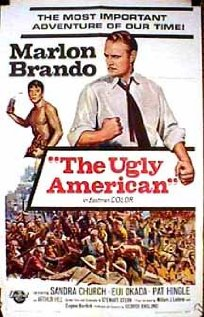The Ugly American (1963) cover