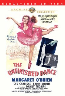 The Unfinished Dance 1947 poster