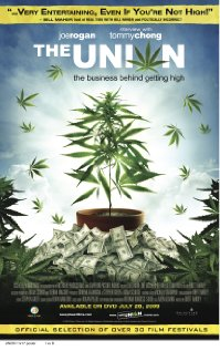 The Union: The Business Behind Getting High (2007) cover