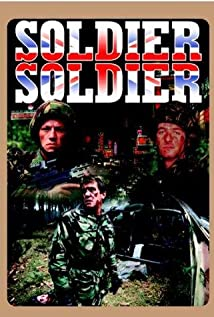 Soldier Soldier 1991 poster