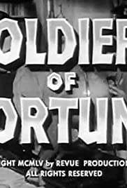 Soldiers of Fortune 1955 poster