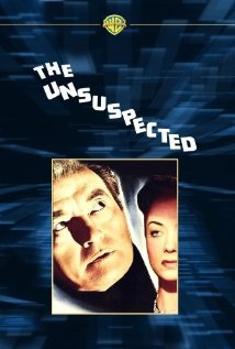 The Unsuspected (1947) cover