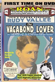 The Vagabond Lover (1929) cover