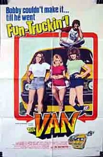 The Van (1977) cover