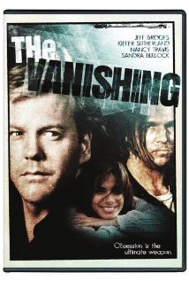 The Vanishing 1993 poster