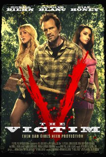 The Victim (2011) cover