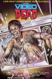 The Video Dead (1987) cover