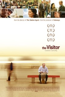 The Visitor (2007) cover