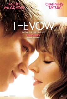 The Vow (2012) cover