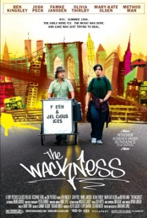 The Wackness 2008 poster