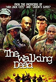 The Walking Dead (1995) cover