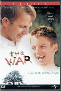 The War 1994 poster