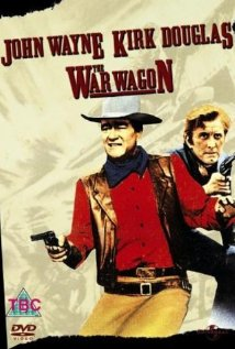 The War Wagon (1967) cover