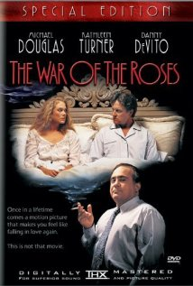 The War of the Roses (1989) cover