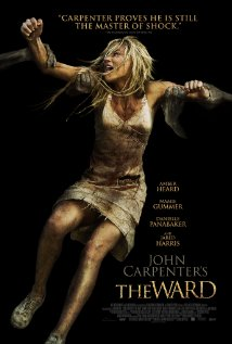 The Ward (2010) cover