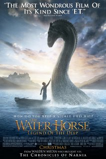 The Water Horse (2007) cover