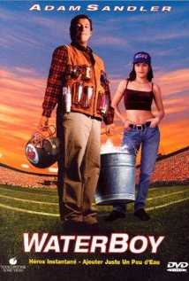 The Waterboy (1998) cover