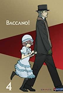 Baccano! 2007 poster