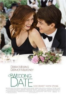 The Wedding Date 2005 poster