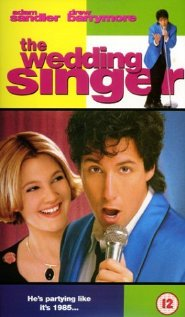 The Wedding Singer (1998) cover