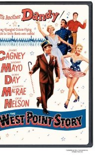 The West Point Story 1950 poster