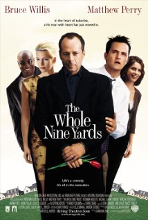 The Whole Nine Yards (2000) cover