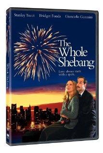 The Whole Shebang (2001) cover