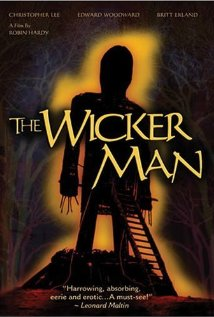 The Wicker Man (1973) cover
