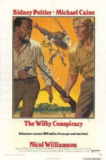 The Wilby Conspiracy (1975) cover