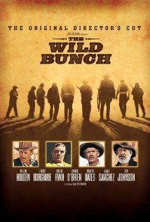 The Wild Bunch (1969) cover