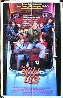 The Wild Life (1984) cover