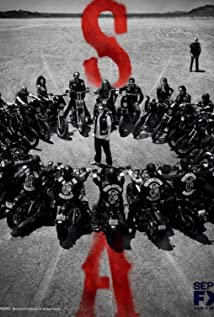 Sons of Anarchy 2008 poster