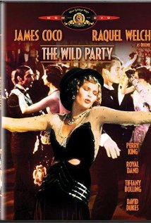 The Wild Party (1975) cover