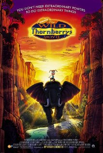 The Wild Thornberrys Movie (2002) cover