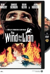 The Wind and the Lion (1975) cover
