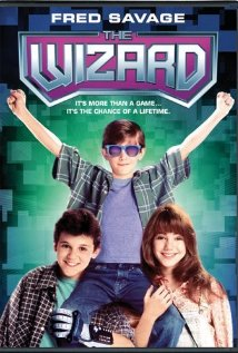 The Wizard (1989) cover