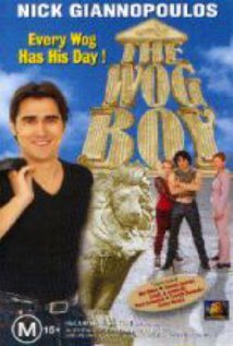 The Wog Boy (2000) cover