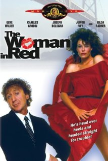 The Woman in Red (1984) cover