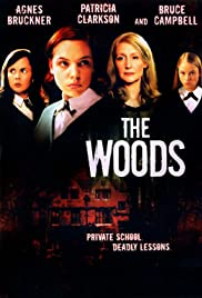 The Woods (2006) cover